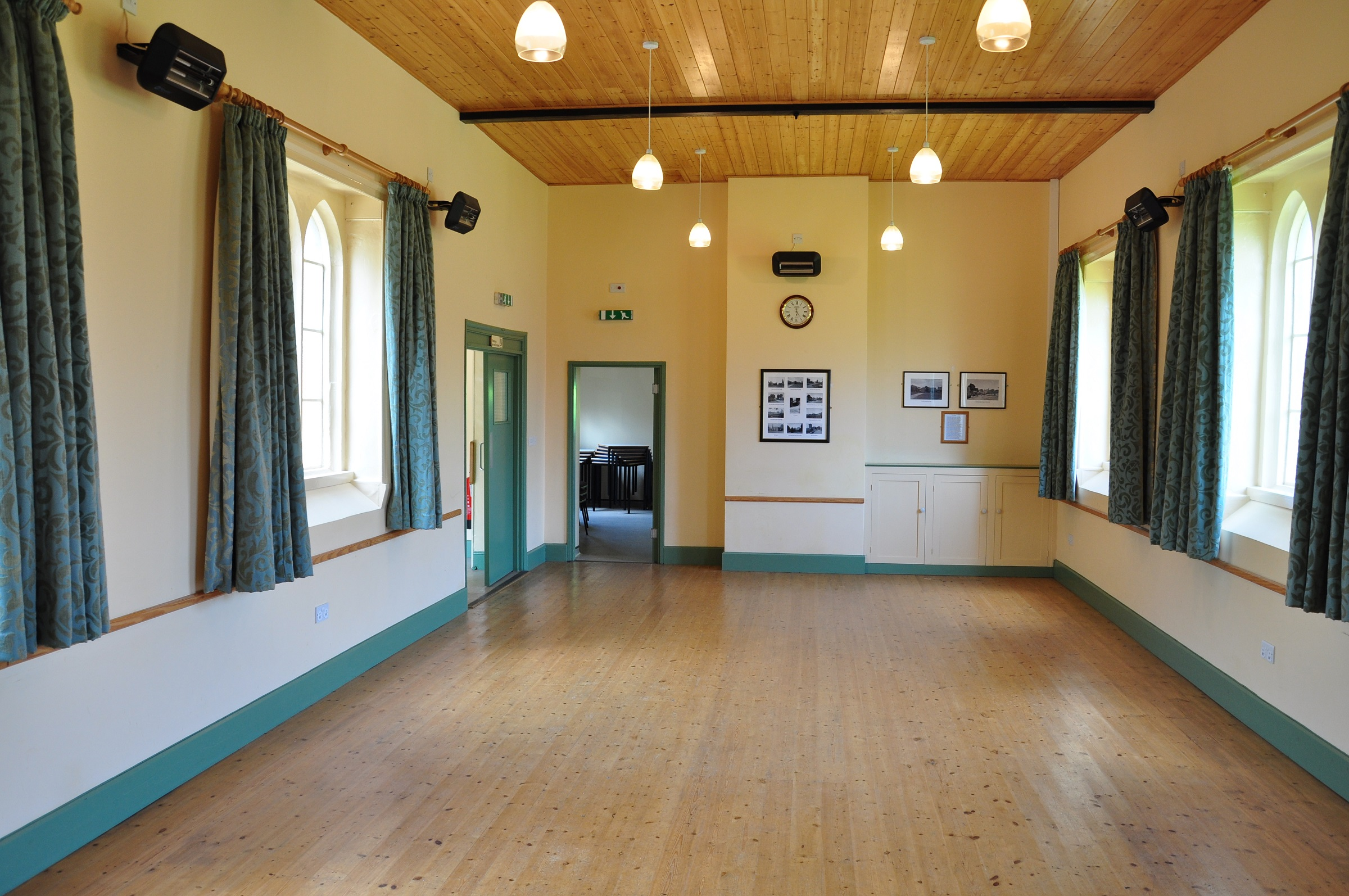 Village Hall Interior