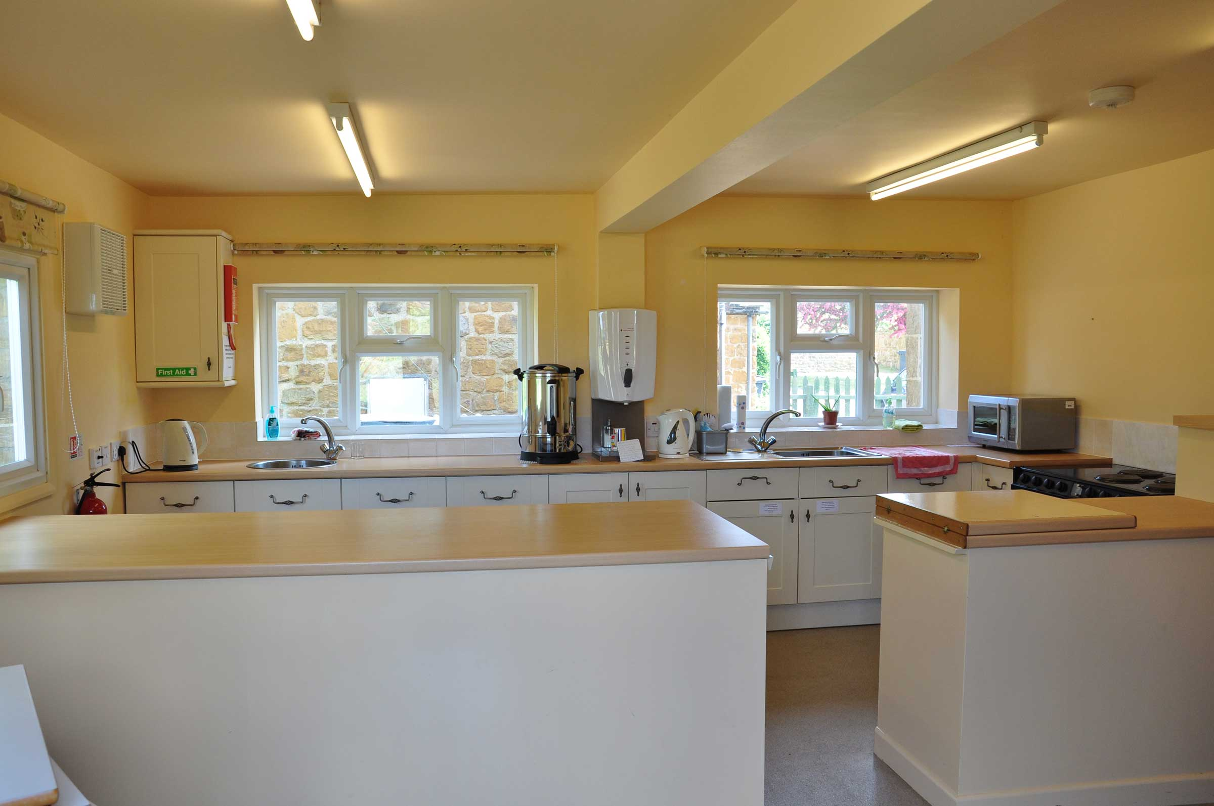 Village Hall Kitchen